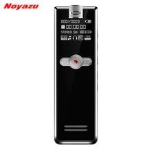 Noyazu F2 16 GB Mini Micrófono Profesional Grabadora Activada por voz de Audio Digital Dictáfono Del Registrador Del Teléfono Reproductor de Mp3