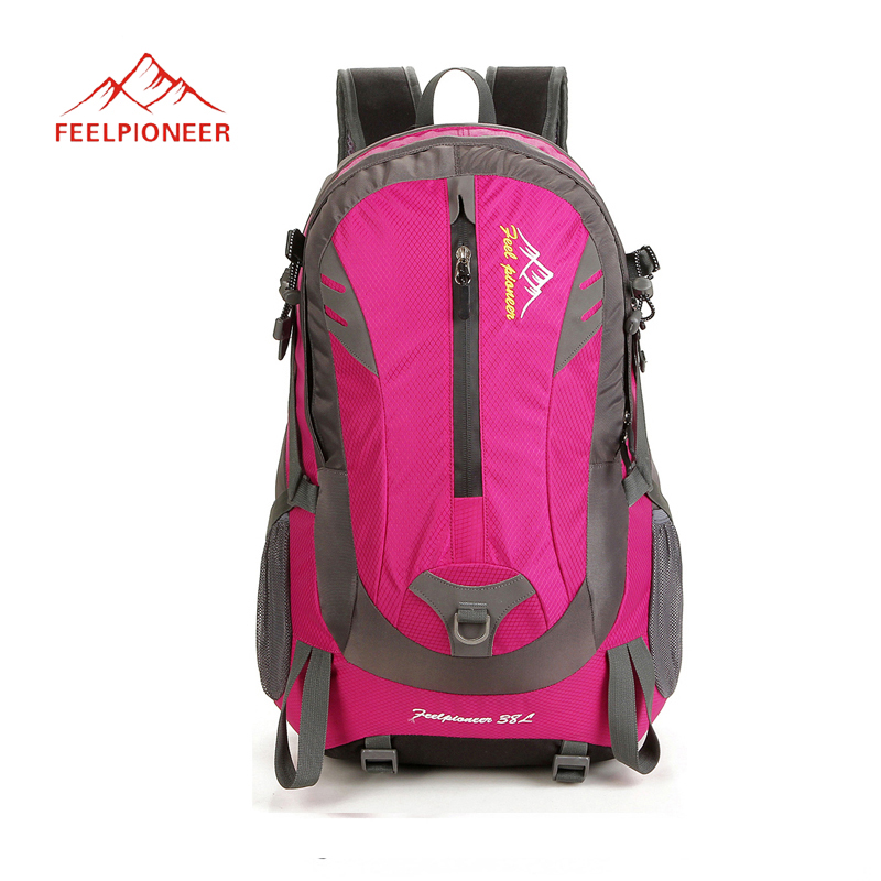 Mountain Backpack Hiking Backpacks Cycling Road Rucksack Sport & Camping Pack Large Outdoor Travel sports Bag