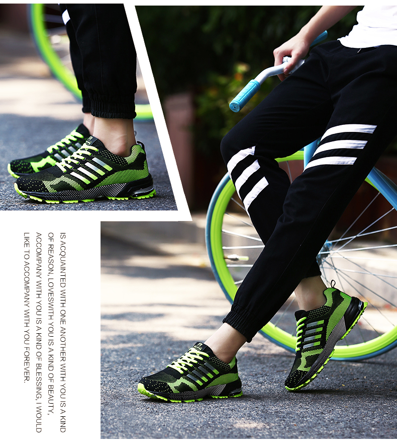 Brand sneakers 17 new summer cheap mens running shoes Men and Women's Breathable shoe max Outdoor Sports Shoes Plus size 45 46 5
