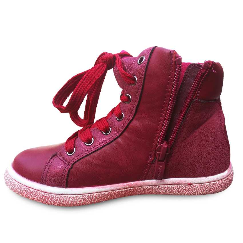 Super quality NEW 1pair PU Children Boots,Ankle sport Children Sneakers, Autumn Kids girl Sneakers
