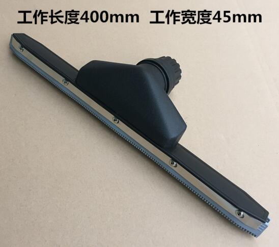 37mm diameter industry vacuum cleaner parts window Squeegees cleaning brush