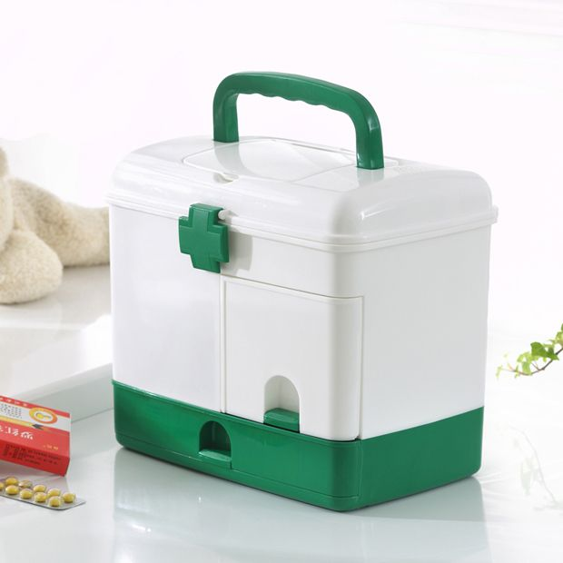 King size family medicine cabinet medicine box portable first aid kit box  visits health care box - Compare Prices On Medicine Cabinet Kit- Online Shopping/Buy Low