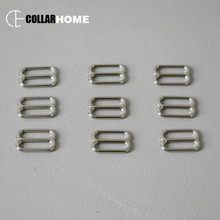 100pcs metal buckle DIY pet dog collar slider 1 Inch(25mm) straps bag mountaineering backpack Tri-glide button sewing accessory цена