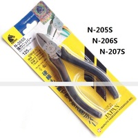 High quality KEIBA imported electrical diagonal pliers wire cutters N 205S N 206S N 207S made in Japan
