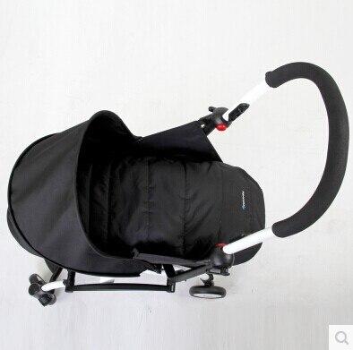 0 ~ 6 mois panier de couchage pour bébé poussette (besoin d'acheter avec poussette ensemble) 6 couleurs en stock panier de couchage nid de bébé - 3