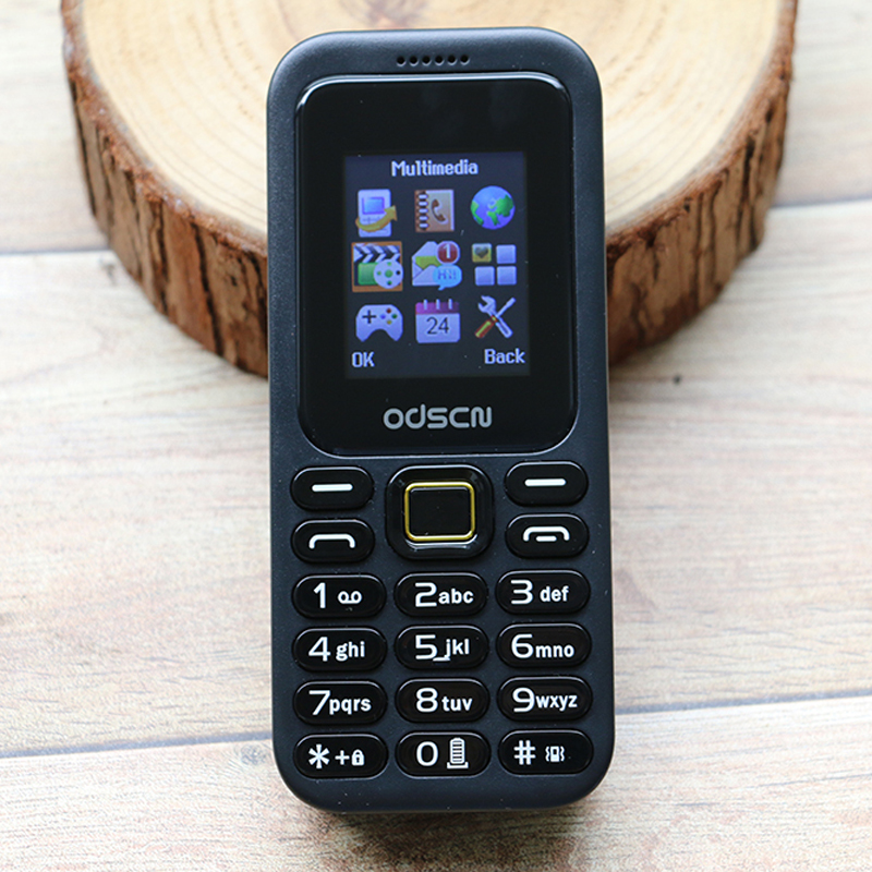Odson Quad Band Dual Sim Whatsapp Speed Dial Powerbank BT 2.0 Russian Keyboard Senior Mobile Phone For Old People Cheap Price 2G