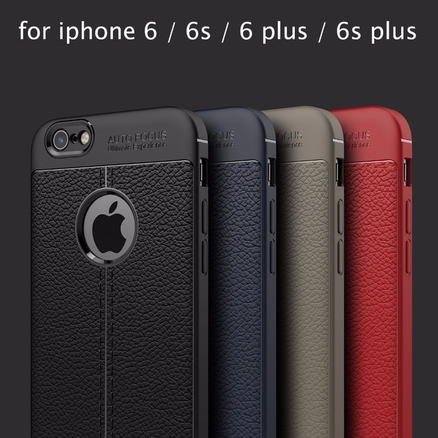 huge selection of 8ec6c 730e7 US $6.39 20% OFF|New 4 Colors for iphone 6 6s Soft TPU Rubber Back Cover  Phone Case Cheap Fashion Discount Free shipping for iphone6 6s plus-in  Fitted ...
