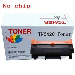 Nie Chip TN2420 wymiana kasety z tonerem dla brata 2420 HL L2350DW L2310D L2357DW L2375DW L2370DN/MFC L2710DN L2710DW w Kasety z tonerem od Komputer i biuro na