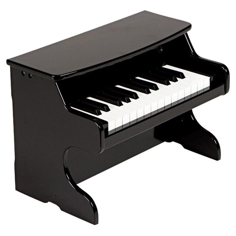 Qualité En Bois Électronique Clavier Portable Mini Électronique Piano Orgue Instrument Musial pour Enfants Enfants Cadeau 3 Couleurs