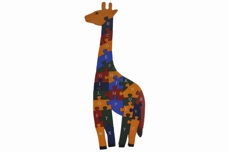 Монтессори Деревянные развивающие игрушки головоломки