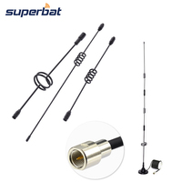 10 DBi 820 2170MHz Aerial 3G GSM UMTS HSUPA Magnetic Car 3G Antenna For GSM 3G