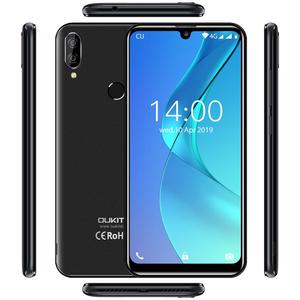 Image 4 - OUKITEL C16 Pro 5.71 inch 19:9 Smartphone Android 9.0 Quad Core 3GB 32GB Mobile Phone MTK6761P Cellphone 2600mAh 8MP+2MP Face ID