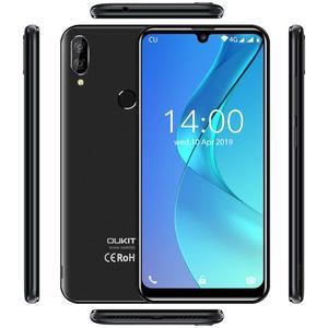 Image 5 - OUKITEL C16 Pro C16pro 4G LTE Smartphone 3 + 32 GB Quad Core Del Telefono Mobile MTK6761P 5.71 pollici Del Cellulare 2600mAh Viso ID Android 9.0
