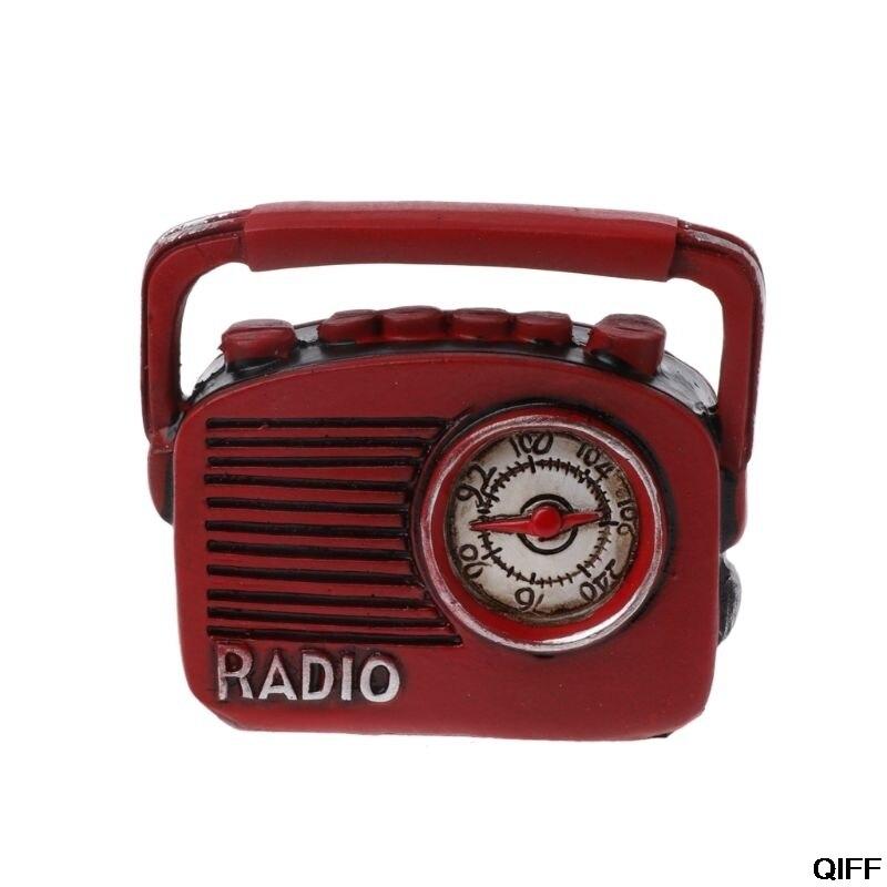 Drop Ship&Wholesale Newborn Photography Prop Radio Creative Photoshoot Instruments Baby Photo Studio Accessories May06