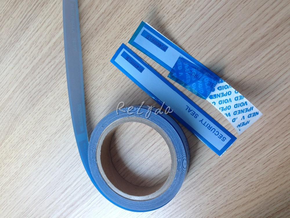 Custom Printing Packaging Seal Tamper Evident Tape Self Adhesive Security Packaging Tapes Anti-counterfeit Label Void Open Seals Pretty And Colorful Tapes, Adhesives & Fasteners Office Adhesive Tape