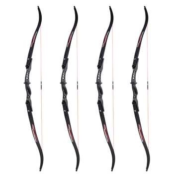 NIKA Archery Take Down ILF Recurve Bow Right Left Hand Bow Set for Archery Youth Beginners Practice Free Shipping Youth Bow