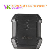 XTOOL X100C X100-C Auto Key Programmer dan Kode Pin Reader Dukungan IOS dan Android Via Bluetooth Update Gratis(China)