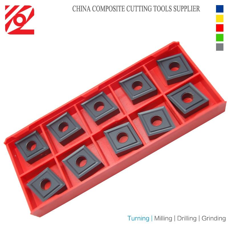EDGEV CNC karbido intarpai CNMG120404 CNMG120408 CNMG431 CNMG432 - Staklės ir priedai - Nuotrauka 3