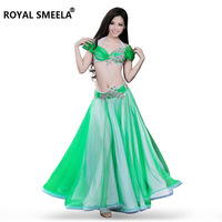 2018 New Women's belly dance set costume belly dancing clothes Sexy Night dance bellydance Carnival set 8663