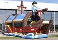 (China Guangzhou) fabricantes que vendem corrediças infláveis, Slides Pirata KY-688
