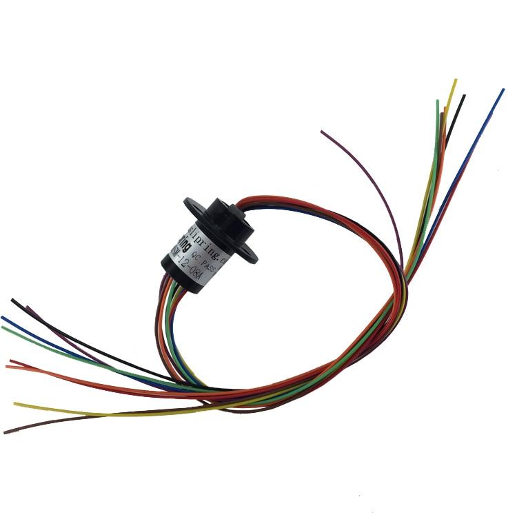 Кольцо Скольжения 8 замыкания кольца 8 Провода внешний Диаметр 12.5 мм мини кольцо может быть использован для поворотное соединение