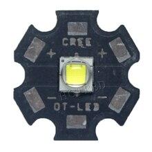 2 sztuk Luminus SST 40 10W LED 1100lm zimny biały może zastąpić CREE XML T6 XML2 XM L2 LED emiter światła diody dla latarki z pcb