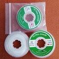 2 Unids de Alta Resistencia Materiales de Ortodoncia Carrete De Goma Elásticas Cadenas Ultra Potencia Continua de Color Transparente Tamaño