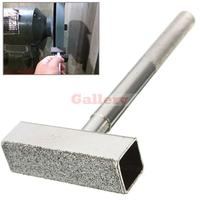 2 Pcs Lot Handheld Diamond Grinding Disc Wheel Stone Dresser Tool Dressing Bench Grinder
