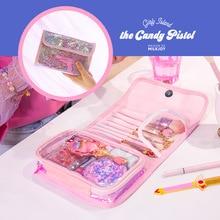 Milkjoy Women Makeup Bag Travel Cosmetic Case Make Up Organi