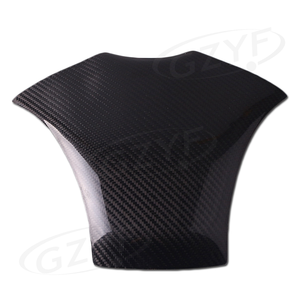 For Honda CBR600RR CBR 600 RR Fuel Gas Tank Cover Protector 2007 2008 2009 2010 2011 2012 Carbon Fibre Motorcycle Part Accessory motorcycle rear seat cover tail section fairing cowl for 2007 2012 honda cbr600rr 2008 2009 2010 2011 cbr 600rr 600 rr 07 08 09