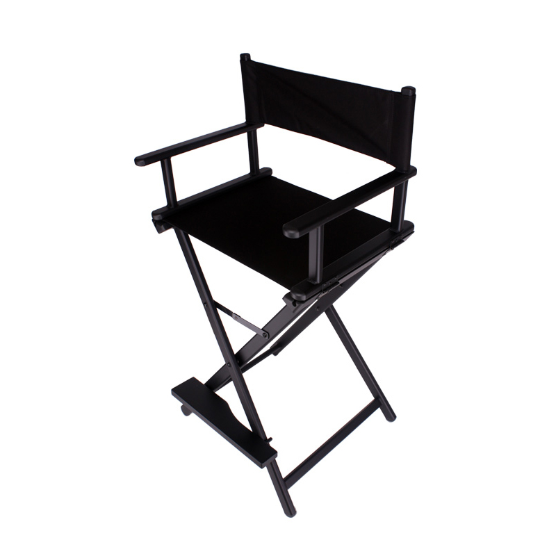 Professional makeup chair black Tall Makeup Chair with Personalisation ...