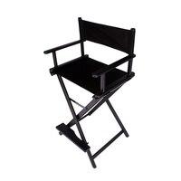 Trucco professionale sedia Alti neri di Trucco Sedia con Personalizzazione