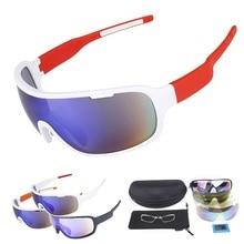Фотография COOL Cycling Glasses Polarized Riding Men MTB Sunglasses Mountain Road Oculos Sport UV400 Protection Goggles Bicycle Eyewear