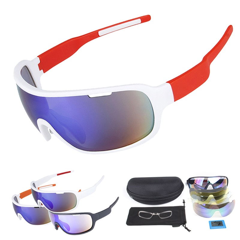 COOL Cycling Glasses Polarized Riding Men MTB Sunglasses Mountain Road Oculos font b Sport b font