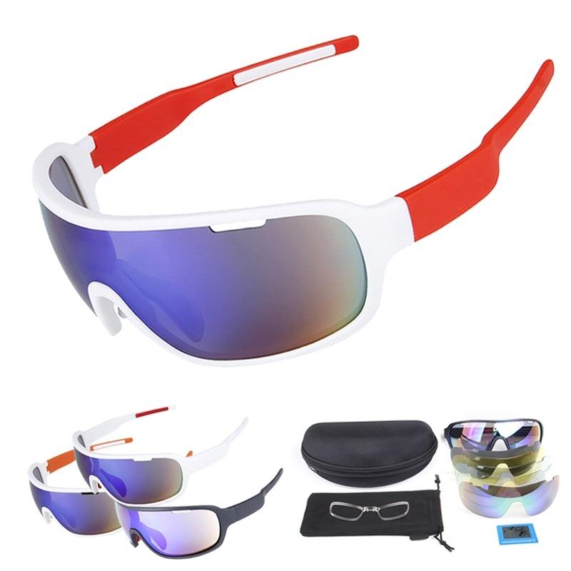 Prix pour FRAÎCHE Vélo Lunettes Polarisées Équitation Hommes VTT lunettes de Soleil Montagne Route Oculos Sport UV400 Protection Lunettes Vélo Lunettes