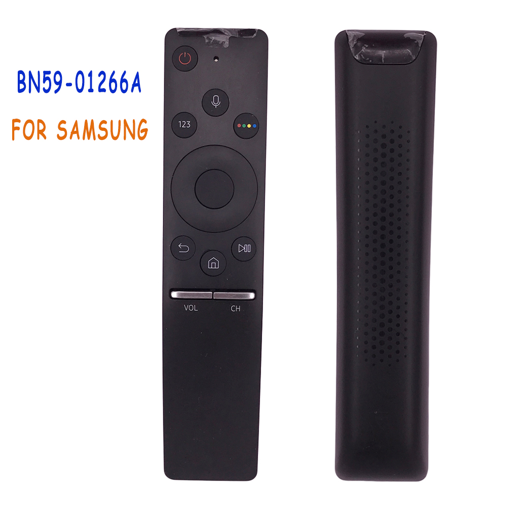 Used Original BN59-01266A Remote Control For Samsung BN5901266A Smart TV 4K ULTRA HDTV RMCSPM1AP1 Bluetooth Voice Commands ...