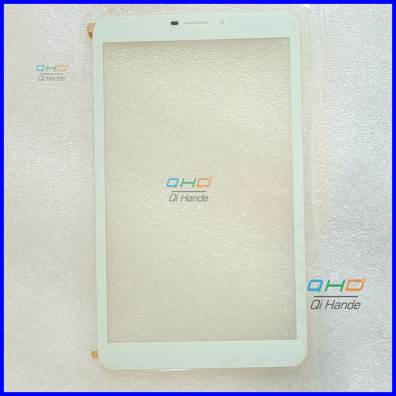 New For 8'' inch HYUNDAI Multi CAV Tab Tablet Digitizer Sensor Replacement Tablet Touch screen panel Free shipping new for 6 explay tab mini m7 tablet touch screen panel digitizer glass sensor replacement free shipping
