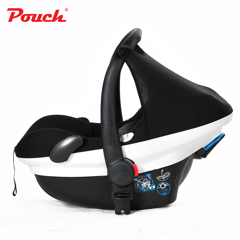 Pouch Infant Car Seat Car Basket Newborn Infant Sleeping Basket Of Large Space 3c Certification ...