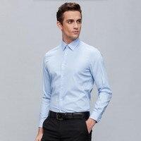 Latest Design Men Suits Shirt Tailor Made Groom Wedding Tuxedos Shirt Elegant Simple Formal Work Suits