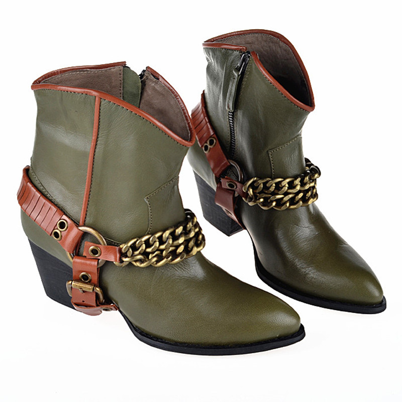 Compare Prices on Women Gold Cowboy Boots- Online Shopping/Buy Low ...