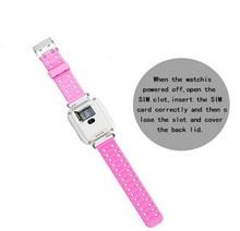 GPS WIFI Smart Watch Q750 Q100 baby watch