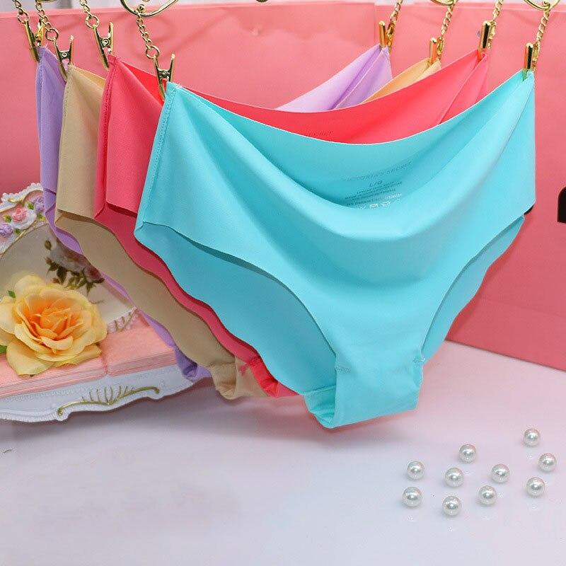 8d313a01443 뜨거운 판매 원래 새로운 울트라 얇은 여성 원활한 Traceless를 섹시한 란제리 팬티 소식통 속옷