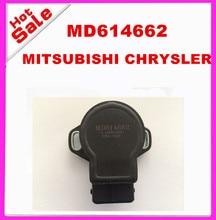Тайвань качество tps датчик oem md614488 датчик положения дроссельной заслонки для mitsubishi md614662 для chrysler