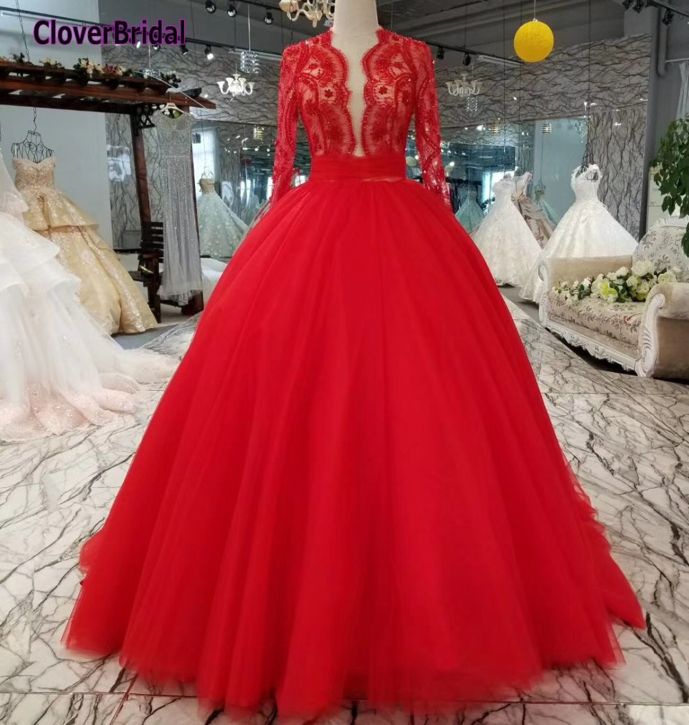 Abiti Da Cerimonia Quinceanera.Cloverbridal Latest Sexy Low Red Navy Bust Sweet 16 Dresses 2018