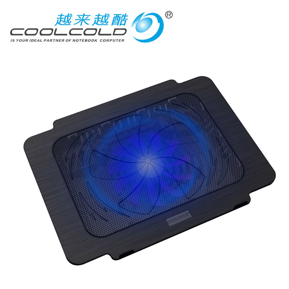 USB Fan Cooling Pad Cooler <font><b>Notebook</b></font> Cooler Computer USB Fan <font><b>Stand</b></font> For PC Laptop Computer Peripherals image