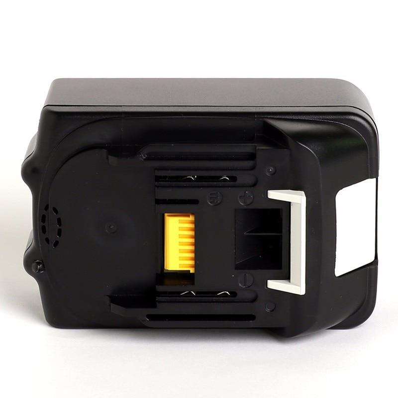 for Makita MAK 18v 4000mAh Li-ion power tool battery BL 1830, LXT400 194205-3 194230-1 BDF451SFE/BDF452HW/BGA452/BHP451/BHR240