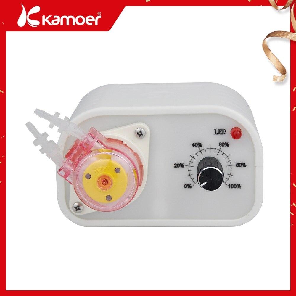 Kamoer NKCP4 Перистальтический лабораторный насос с красочным модным внешним видом для переноса жидкости