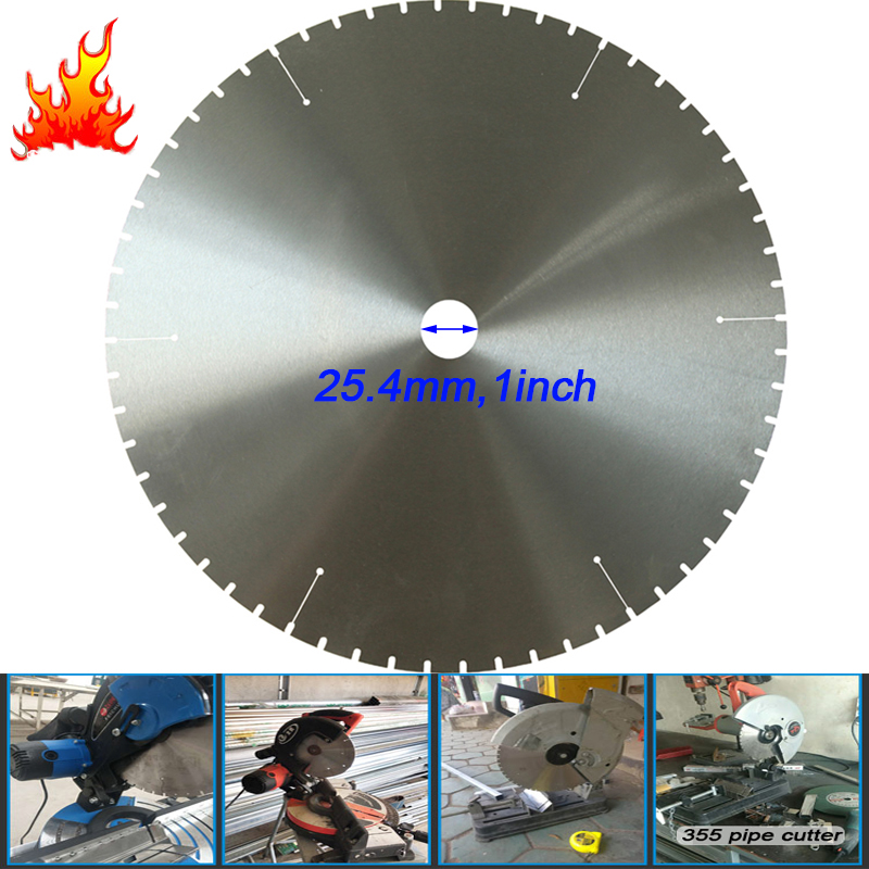 Circular Saw Blade For Cutting Stainless Steel Iron Pipe Copper Squre Steel Pipe Tube Cutter 300x1.6x25.4mm
