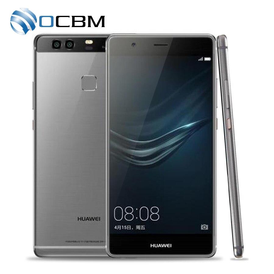 New Arrival Original Huawei P9 Plus 5.5Inch Android 6.0 Kirin 955 Octa Core 4GB RAM 64/128GB ROM 4G Dual SIM 12.0MP Mobile Phone