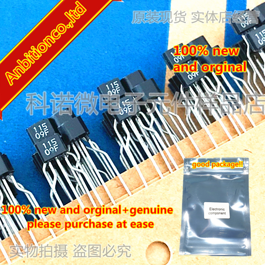 10pcs 100% New And Orginal 2SA1115 A1115 TO-92 In Stock